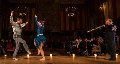 Acte de lliurament Premis Ciutat de Barcelona de 2011