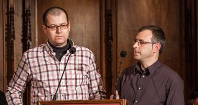 Oriol Fontdevila i Txuma Sánchez - Premi Ciutat de Barcelona d'Arts Visuals 2011