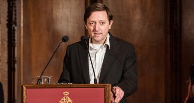 Ignacio Martínez de Pisón - Premi Ciutat de Barcelona de Literatura castellana 2011
