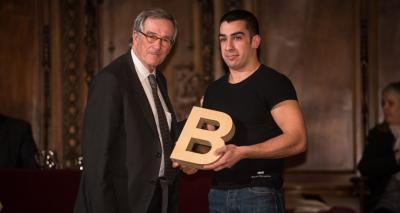 Le Gran C, de la Companyia XY - Premi Ciutat de Barcelona de Circ 2012