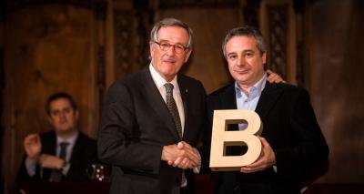 Quim Vila - Premi Ciutat de Gastronomia Barcelona de 2012