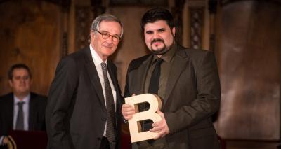 Jordi Casanovas - Premi Ciutat de Barcelona de Teatre 2012
