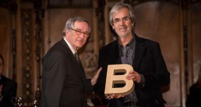Miquel Casacuberta - Premi Ciutat de Barcelona de Traducció en llengua catalana 2012