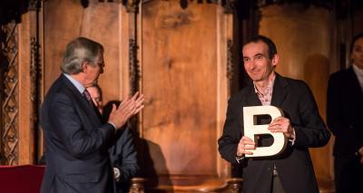 Curro Claret - Premi Ciutat de Barcelona de Disseny 2013