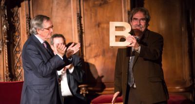 Jaume Cabré - Premi Ciutat de Barcelona de Projecció internacional de la ciutat de Barcelona 2013