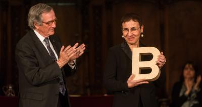 Pura Muñoz-Cánoves - Premi Ciutat de Barcelona de Ciències de la vida 2014