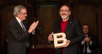 Escola Antaviana - Premi Ciutat de Barcelona d'Educació 2014