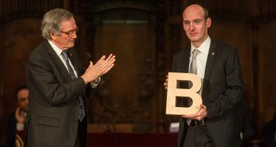 Enric Rovira - Premi Ciutat de Barcelona de Gastronomia 2014