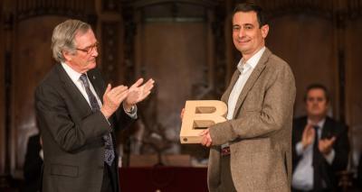 Pere Colomer Roma - Premi Ciutat de Barcelona Agustí Duran i Sanpere d'Història de Barcelona 2014