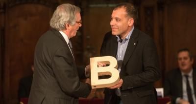 Toni Sala - Premi Ciutat de Barcelona de Literatura en llengua catalana 2014