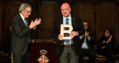 Albert Guinovart - Premi Ciutat de Barcelona de Música 2014