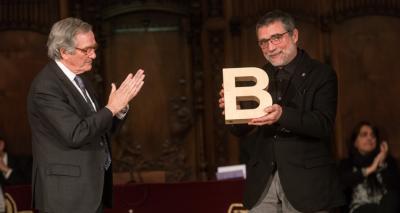 Jaume Plensa - Premi Ciutat de Barcelona de Projecció internacional de la ciutat de Barcelona 2014