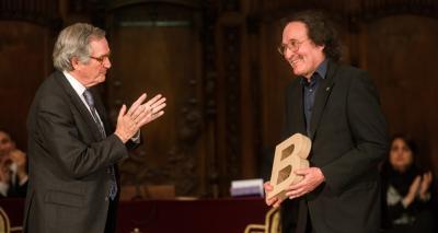 Jordi Vintró - Premi Ciutat de Barcelona de Traducció en llengua catalana 2014