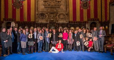 Guardonats - Premis Ciutat de Barcelona 2015