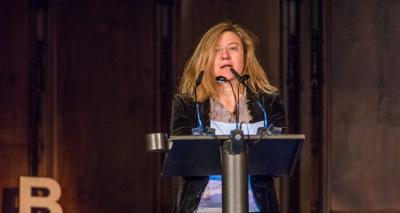 Maria Pia Cosma - Premi Ciutat de Barcelona de Ciències de la vida 2015