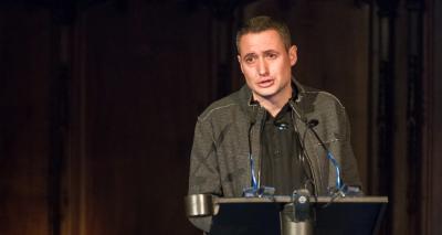 Marc Andreu Acebal - Premi Ciutat de Barcelona Agustí Duran i Sanpere d'Història de Barcelona 2015