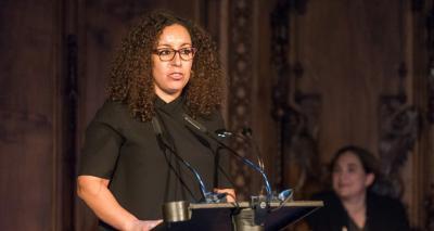Najat El Hachmi - Premi Ciutat de Barcelona de Literatura Catalana 2015