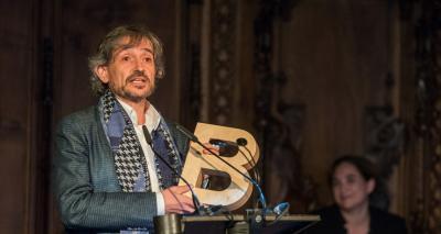 Carles Capdevila - Premi Ciutat de Barcelona de Mitjans de comunicació 2015