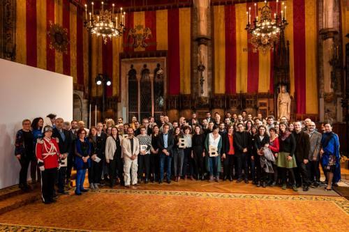 Premis Ciutat de Barcelona 2018