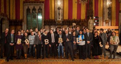 Premis Ciutat de Barcelona 2011