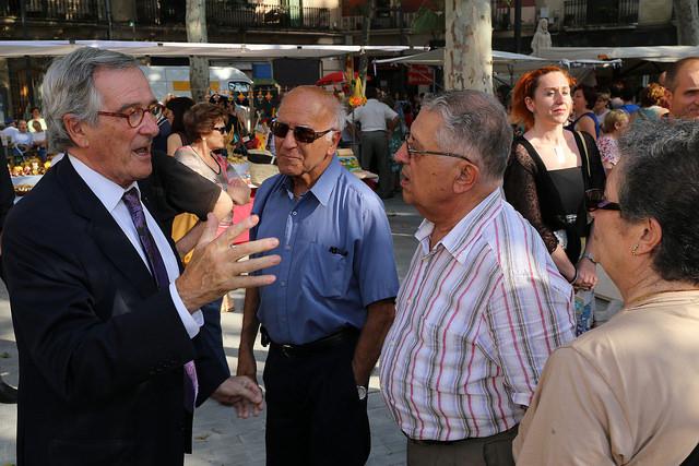 Campanya electoral de Joaquim Forn #AraBCN Eivi_2