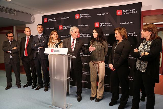 29e29481c0950 El nou espai multidisciplinar ha estat remodelat i habilitat per l Ajuntament  de Barcelona