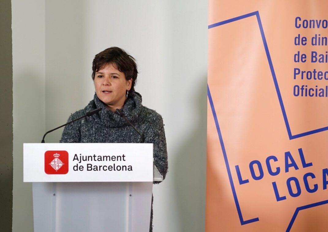 Obert el per ode per optar als primers baixos de protecci oficial del districte de ciutat vella - Pis proteccio oficial barcelona ...