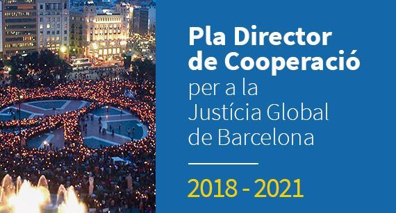 Pla Director de Cooperació 2018-2021