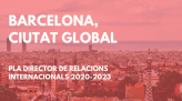 Plan Director de Relaciones Internacionales 2020-2023