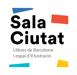 Books on Barcelona and an illustration space