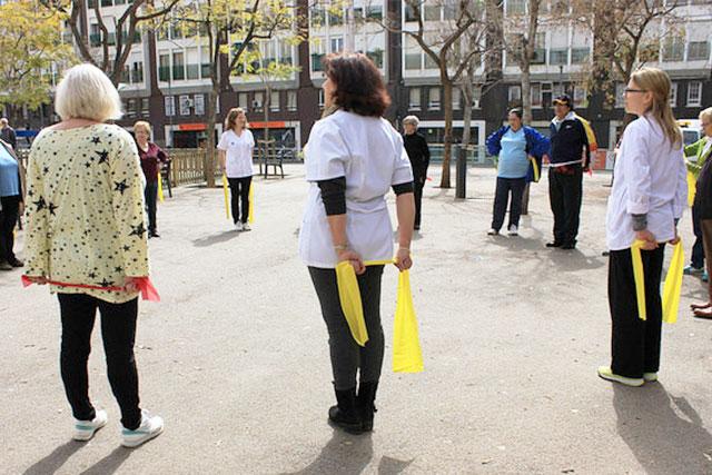 CAP Carreras Candi - Activitats amb motiu del Dia Mundial de l'Activitat Física