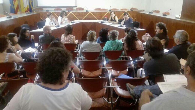 Taula Salut Mental Districte de Sant Andreu
