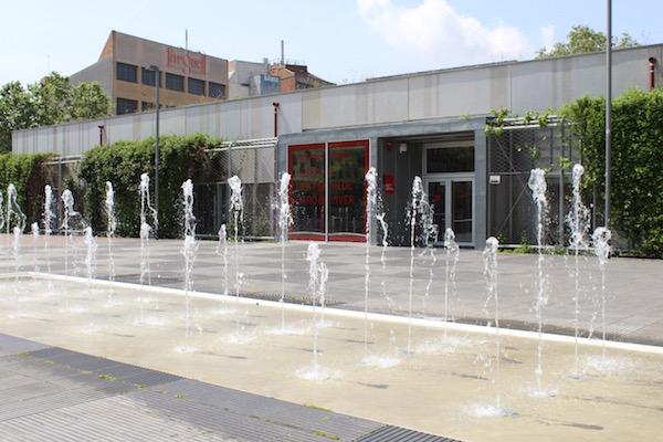 Centre cívic i espai de gent gran de Baró de Viver