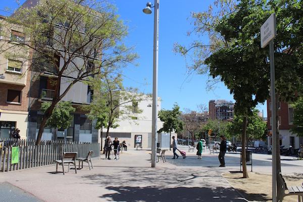 El Congrés i els Indians, Sant Andreu