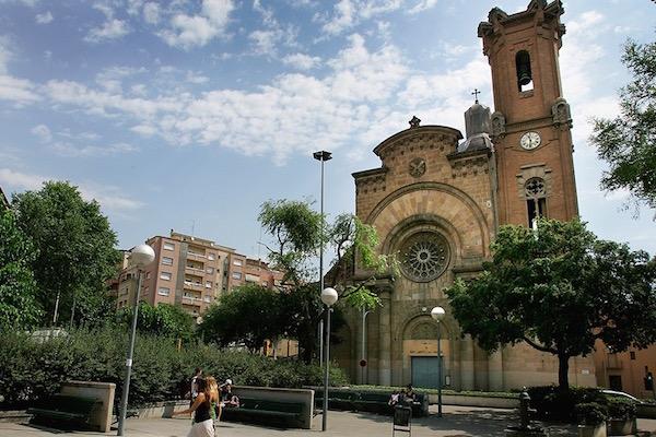 Iglesia de Sant Andreu de Palomar