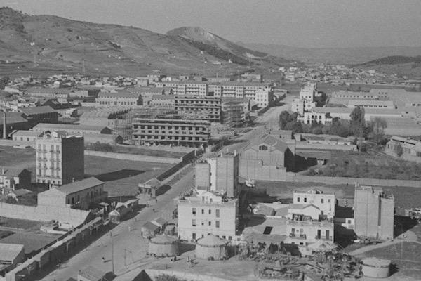 Historia de Sant Andreu