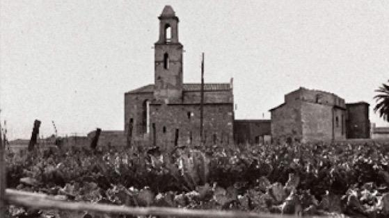 Història del barri de la Sagrera