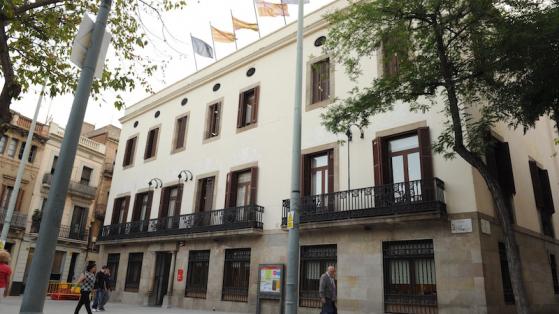 Seu del Districte de Sant Andreu