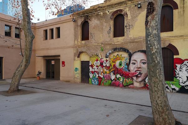 Can Ricart, Provençals del Poblenou