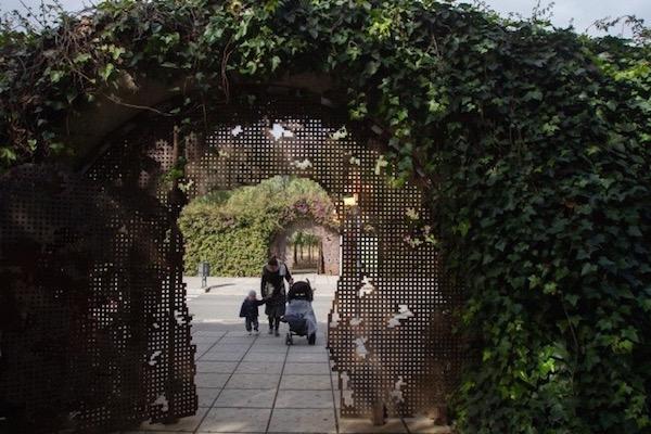 Parc Central, Provençals del Poblenou