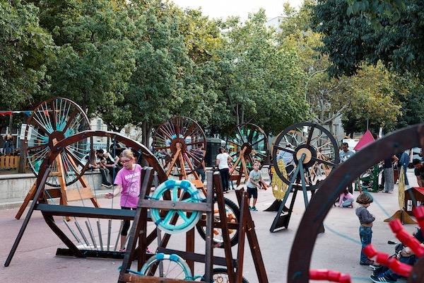 Parque de Sant Martí