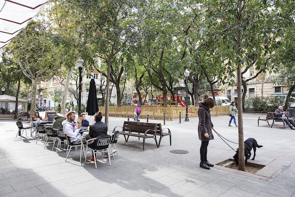 Plaza de l'Oca