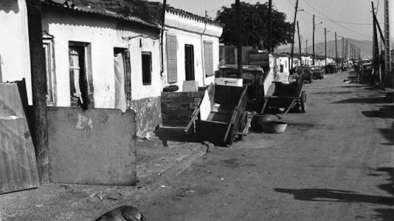 Barracas La Perona .1980.