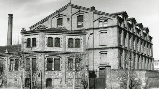 Fàbrica Ca l'Aranyó. 1990.