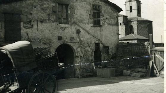 Antigua masia Ca l'Arnó. s/d.