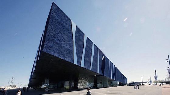 Edifici FORUM Museu Blau