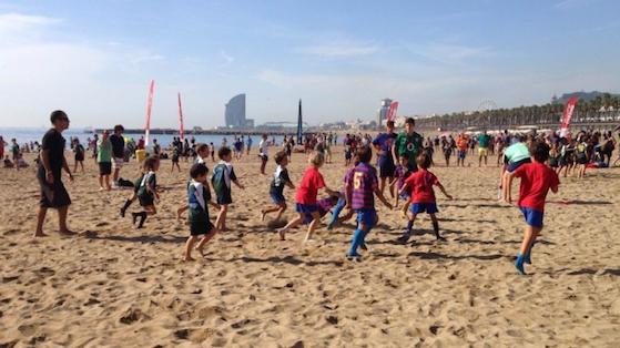 Deporte y educación en Sant Martí