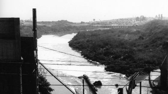 Río Bogatell.1989.