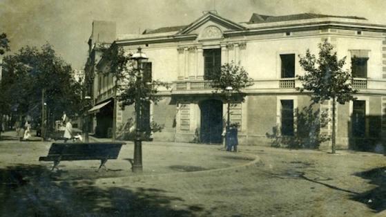 Edificio de la Societat La Alianza. 1920.