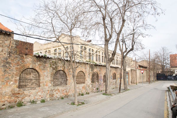 Antiga fàbrica Prat Vermell
